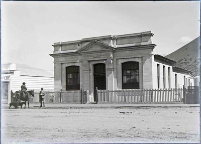 National Bank of NZ Limited, Kurow, c.1900