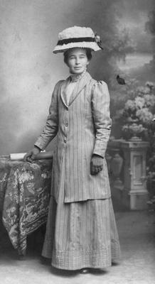 Miss Madge McIvor