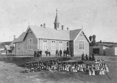Hampden School (?)