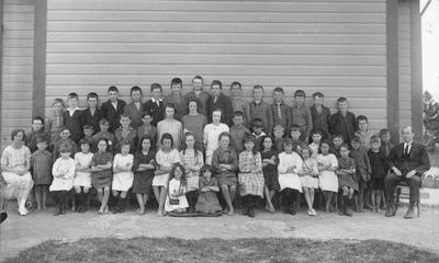 Otekaieke school school photo