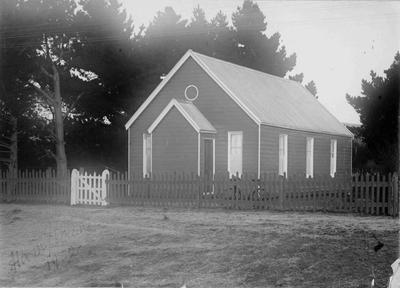 Hampden Church, North Otago; 4125P