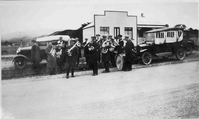 Salvation Army Band
