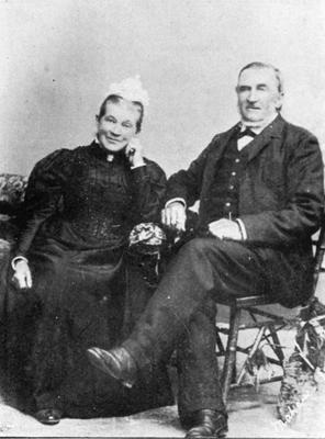 William Murcott and Mrs Murcott