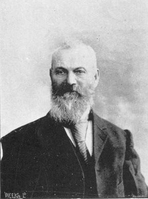 Mr William Robertson, Saddler, Tiverton Street, Palmerston