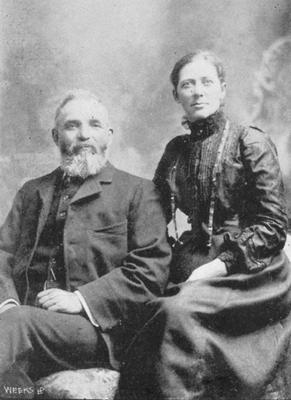 Mr & Mrs Alexander Hamilton Chapman, Awakino Farm, Kurow