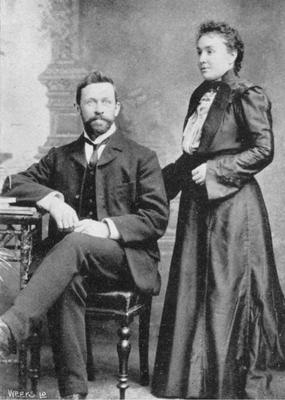 Mrs & Mrs Christian Adolphus Hille 'Hartz Hills', Kurow