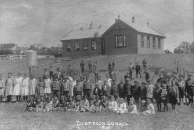 Duntroon School 1915