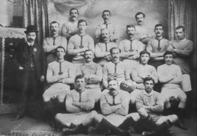 Duntroon Football Team