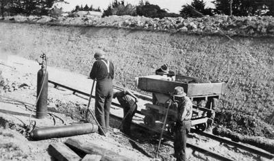 Railway Gangers Hampden