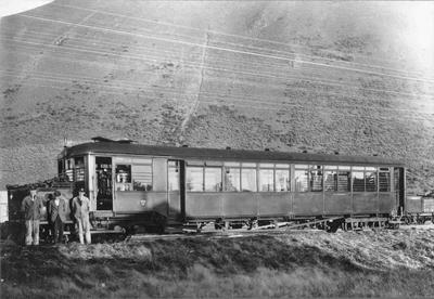 Railway in North Otago