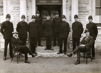 Oamaru Police