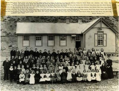 Kurow School Pupils