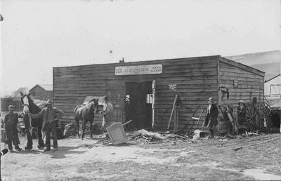 Stephenson, J C. Tokarahi Blacksmith