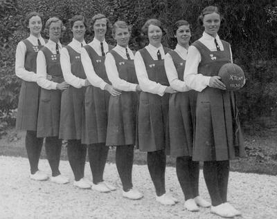 Waitaki Girls' High School basketball team