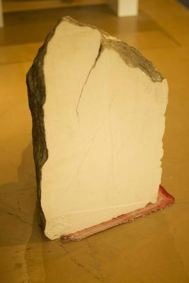 Oamaru stone section