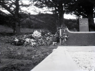Grave of Thomas A Munro