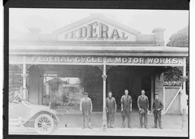 Federal Cycle and Motor Works