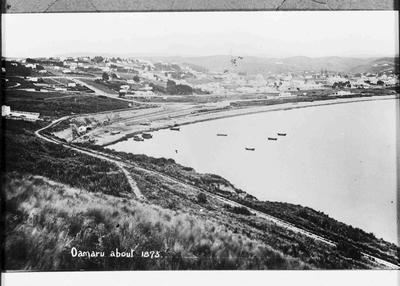 View of Oamaru; 281P