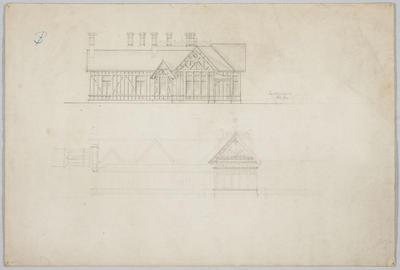 Untitled [Residence for J Bulleid]