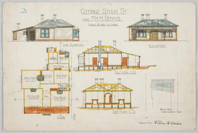 Cottage Stour St for Mr H Dennis