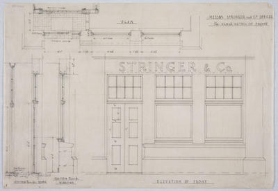 Messrs Stringer and Co Offices