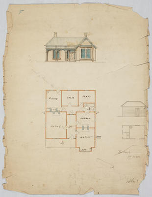 Untitled [Finch's House]