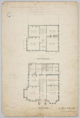 Residence for J C Gilchrist Esq Oamaru