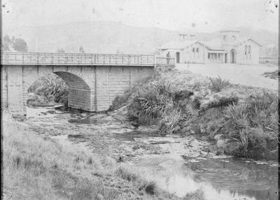 Thames Street view c. 1869