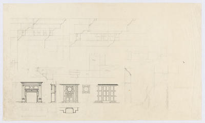 Untitled [Alterations to Residence Oamaru for R Milligan]