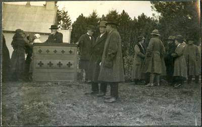 Merton World War One memorial unveiling