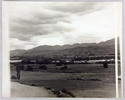 Kurow from Hakataramea