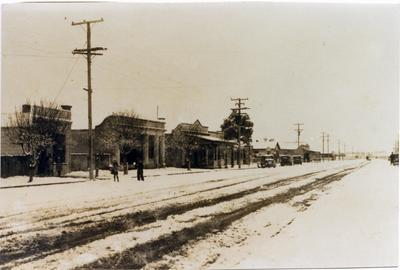 Kurow Main Street