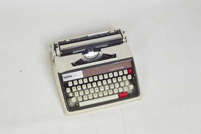 Janet Frame's Typewriter