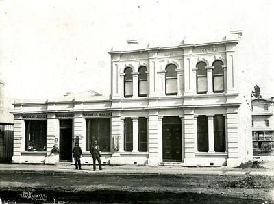 Oamaru Mail Tyne Street