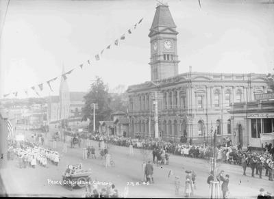 Old Oamaru Post Office, Thames Street