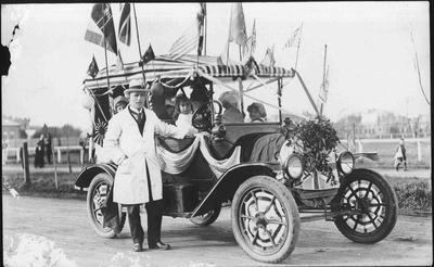 Peace Celebrations, 1918
