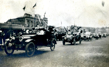 Victory and Peace Parade