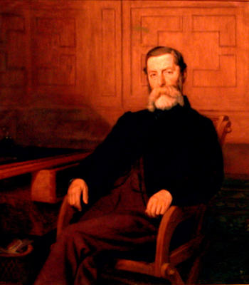 Portrait of T.W. Parker