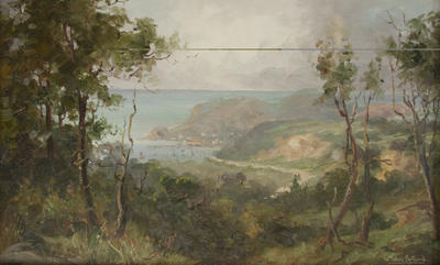 Moeraki from Hull's Bush