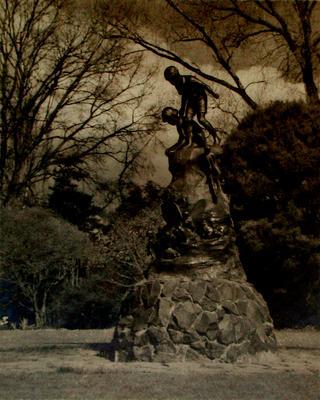 """""""Wonderland"""" - Oamaru Gardens, N.Z."""