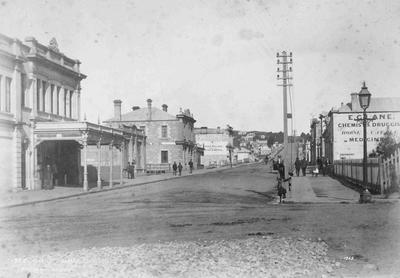 Tees Street 1890