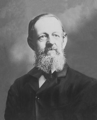 Baker, Mr J. Caretaker of the Oamaru Cemetery, 1905; 2017/002.143
