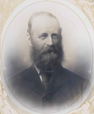 "Borrie, Mr D. ""Chairman, Board of Governors, Waitaki Boys' High School"