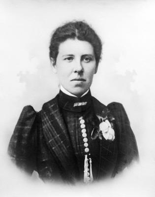 Elder, Jessie (nee Calder, Kia Ora), born 1871; 2017/002.51