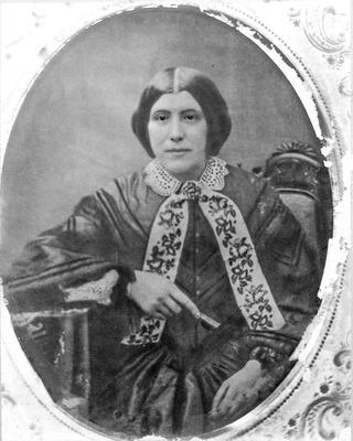 Peet, Margaret (nee Livingstone?); 2017/002.41