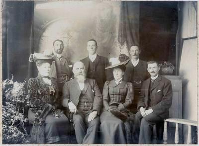 Committee Members. Winter Show, Dunedin.