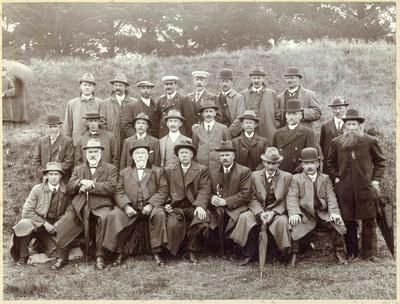 Palmerston Jubilee Committee members