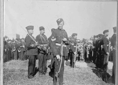 Oamaru Section, 4th Contingent