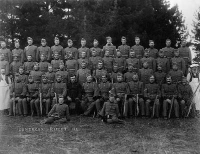 Duntroon Rifles; Yerex, John Henry; 2017/002.128