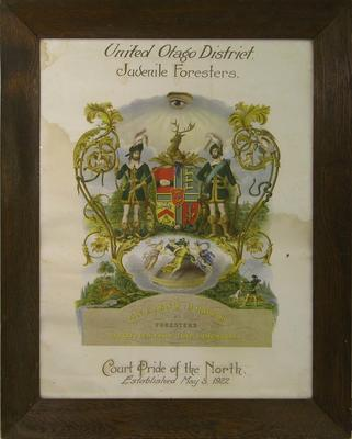 Court Pride of North, Juvenile Foresters Lodge
